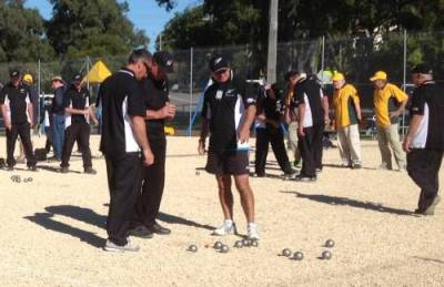 Lake Macquarie City Pétanque club terrain